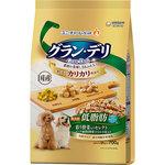 グラン・デリ カリカリ仕立て 成犬用 低脂肪 彩り野菜入りセレクト ~脂肪分約25%カット~ 700g