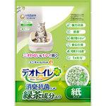 デオトイレ 飛び散らない 緑茶成分入り消臭サンド 2L