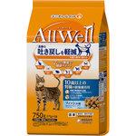 AllWell 10歳以上の腎臓の健康維持用 フィッシュ味挽き小魚とささみ フリーズドライパウダー入り 750g(375g×2袋)