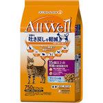 AllWell 15歳以上の腎臓の健康維持用 フィッシュ味挽き小魚とささみ フリーズドライパウダー入り 750g(375g×2袋)
