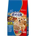 愛犬元気 肥満が気になる愛犬用 ビーフ・ささみ・緑黄色野菜・小魚入り 2.3kg