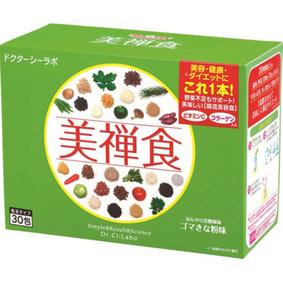 ※美禅食 462g(15.4g×30包)