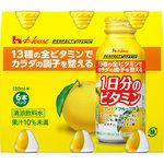 PERFECT VITAMIN 1日分のビタミン グレープフルーツ味 120mL×6本