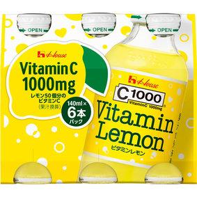 ※C1000 ビタミンレモン 140mL×6本