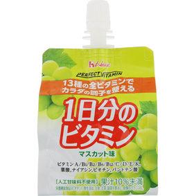※PERFECT VITAMIN 1日分のビタミンゼリー マスカット味 180g