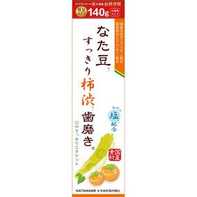 なた豆すっきり渋柿歯磨き 120g