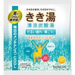 きき湯 清涼炭酸湯 シトラスの香り 30g
