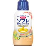 薬用ソフレ 濃厚しっとり入浴液 リッチミルクの香り 480mL