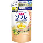 薬用ソフレ 濃厚しっとり入浴液 リッチミルクの香り つめかえ用 400mL