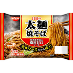 ※日清 太麺焼きそば 甘口ソース 2人前 356g