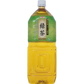 CF 緑茶 2L
