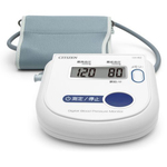 [ネット限定] 上腕式電子血圧計 CH452 ホワイト