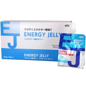 ※エネルギー補給ゼリー 180g×6個セット