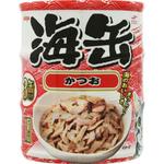 海缶ミニ かつお 180g(60g×3缶)