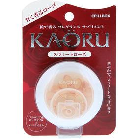 KAORU スウィートローズ 6.4g(320mg×20粒)
