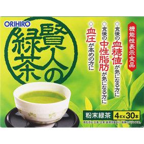 ※賢人の緑茶 210g(7g×30本)