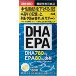 機能性表示食品 DHA EPA 511mg×180粒