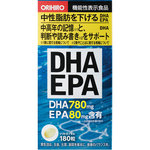 DHA EPA 180粒