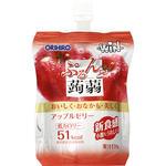 WIN ぷるんと蒟蒻スタンディング アップル 130g