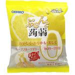 ぷるんと蒟蒻ゼリーパウチ カロリーゼログレープフルーツ(WIN) 108g(18g×6個)