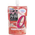 ぷるんと蒟蒻ゼリースタンディング カロリーゼロ白桃 130g