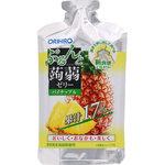 ぷるんと蒟蒻ゼリーパウチショット パイナップル 100g