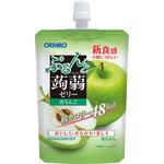 ぷるんと蒟蒻ゼリースタンディング 青りんご 130g