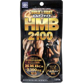 ※ビルドファイトHMB2100 48g(400mg×120粒)