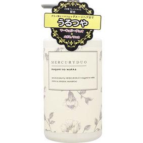 マーキュリーデュオ×メガミノワッカ アミノ&ミネラルシャンプー SENSUAL ELEGANCEの香り 480mL