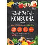するっとダイエットKOMBUCHAゼリー 140g(10g×14包)