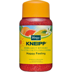 クナイプバスソルト ハッピーフィーリング グレープフルーツ&ブラッドオレンジ 600g