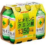 キレートレモン 155mL×6本