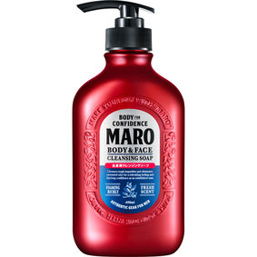MARO 全身用クレンジングソープ 450mL