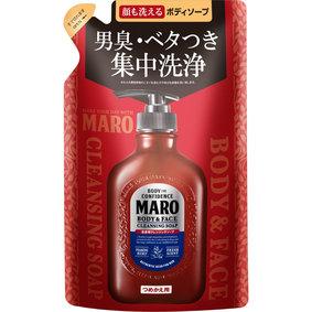 MARO 全身用クレンジングソープ つめかえ用 380mL