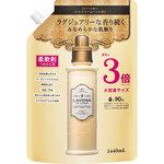ラボン ルランジェ 柔軟剤 シャイニームーンの香り 詰替 3倍サイズ 1440mL