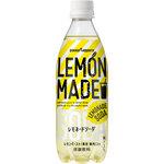 LEMON MADE レモネードソーダ 500mL