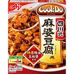 Cook Do(中華合わせ調味料) 四川式麻婆豆腐用 106.5g