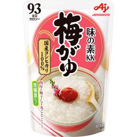 ※味の素KK おかゆ 梅がゆ 250g