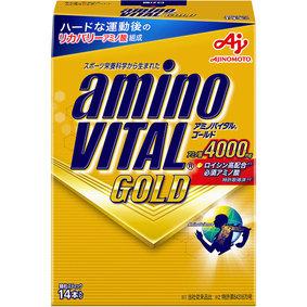 ※アミノバイタル GOLD 箱 65.8g(4.7g×14本)