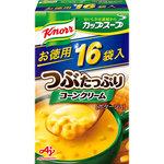 ※クノール カップスープ つぶたっぷりコーンクリーム 257.6g