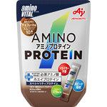 アミノバイタル アミノプロテイン チョコレート味 パウチ 43g(4.3g×10本)