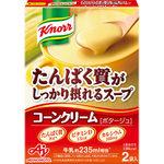 クノール たんぱく質がしっかり摂れるスープ コーンクリーム 58.4g
