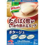 クノール たんぱく質がしっかり摂れるスープ ポタージュ 52.2g