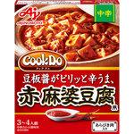 Cook Do(中華合わせ調味料) あらびき肉入り赤麻婆豆腐用中辛 140g
