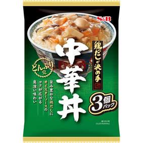 ※どんぶり党 中華丼 495g(165g×3袋)