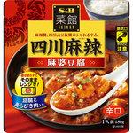 菜館 四川麻辣麻婆豆腐 辛口 180g
