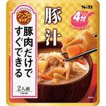 ワンプロキッチン 豚汁 300g