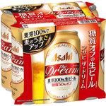 アサヒ ザ・ドリーム 500mL×6缶