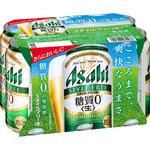 アサヒ スタイルフリー<生> 350mL×6缶