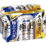 アサヒ 極上<キレ味> 350mL×6缶